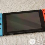 Nintendo Switch が熱で曲がる?疑惑の検証